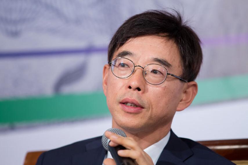 Jeung Jae-Ho, CIO of the Korean Federation of Credit Cooperatives