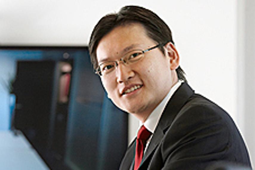 Joe Chang has joined Lockheed Martin's pension fund