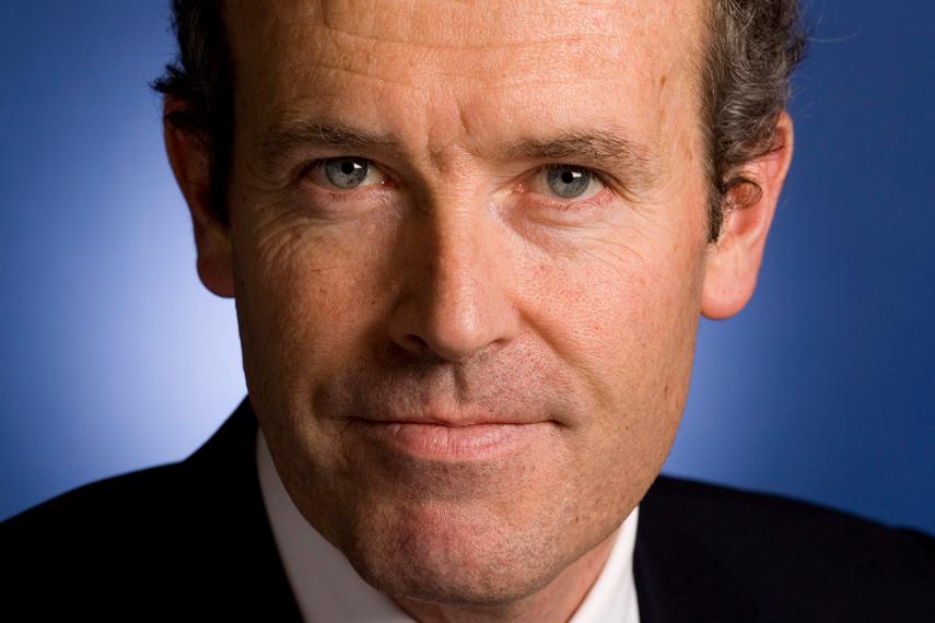 Adia's new head of infrastructure, John McCarthy