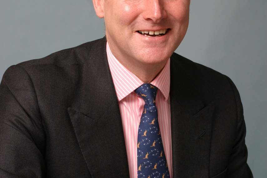 Jonathan White, chairman of Jersey Finance