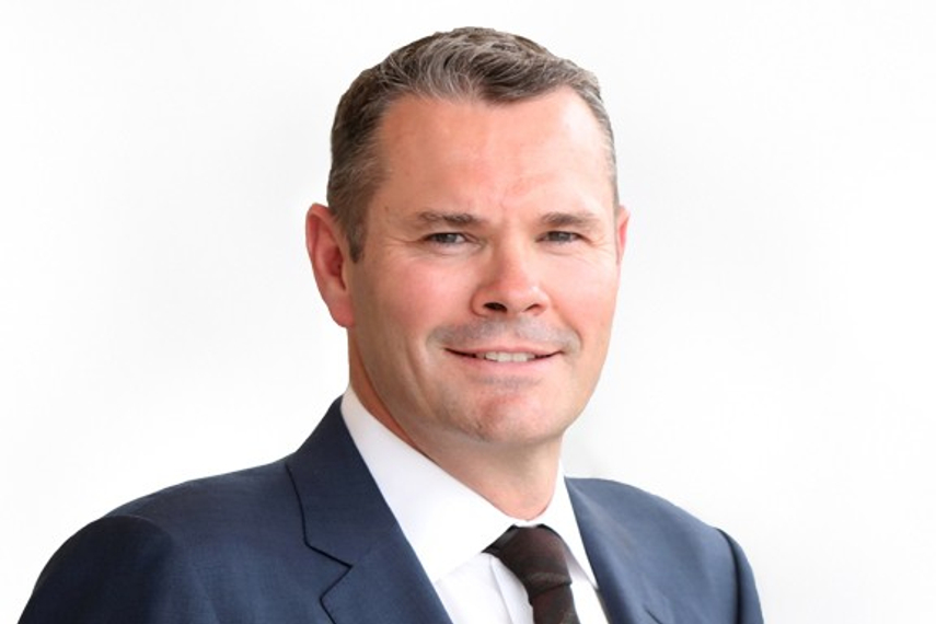 New face at the top. Justin Delaney is the head of Zurich Australia's combined life, investments and general insurance business.