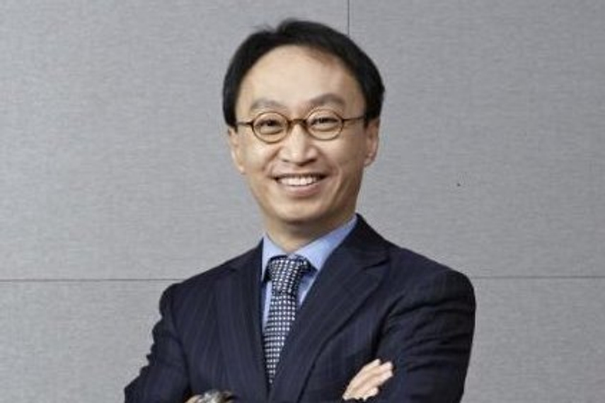 Kang Shinwoo is reportedly set to be KIC's next chief investment officer