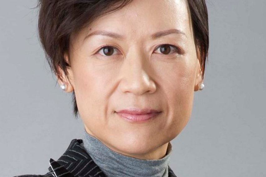 Kerry Ching started at AMP Capital in Hong Kong today