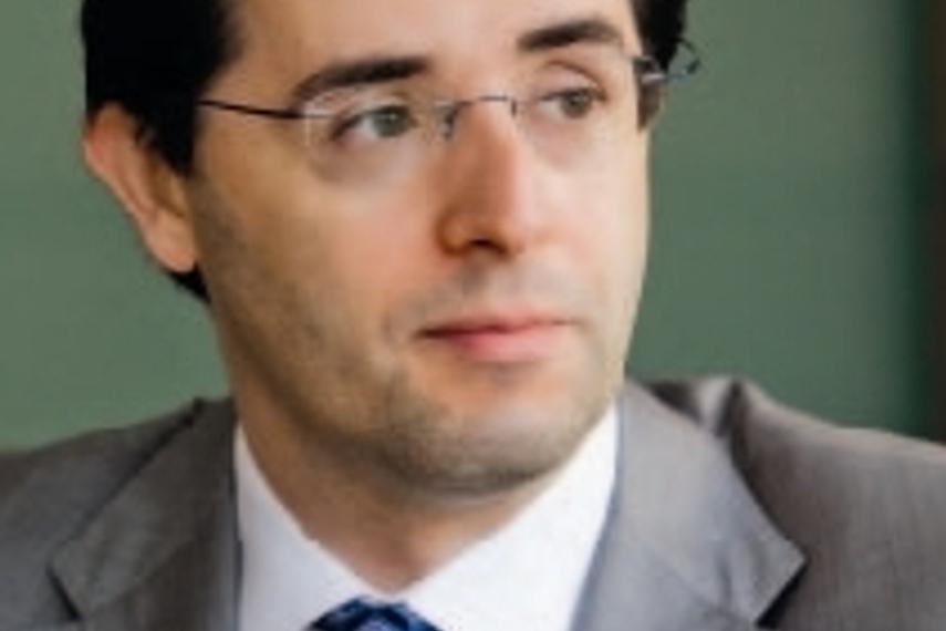Alex Khein, COO of BlueBay Asset Management