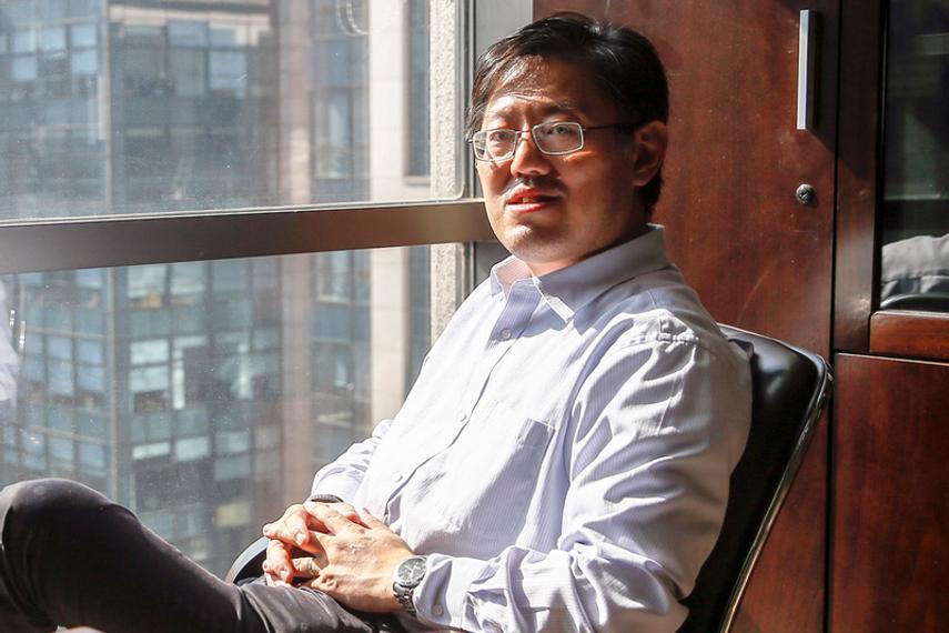 Larry Wan, CIO of Zhongrong Life