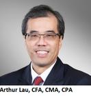 Arthur Lau, CFA, CMA, CPA