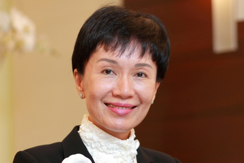 Lau Ka Shi of the HK Trustees' Association says the city must address a potential shortage of trust expertise issues