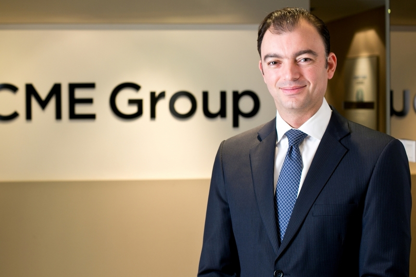 Julien Le Noble sees huge potential for derivatives volume growth in Asia