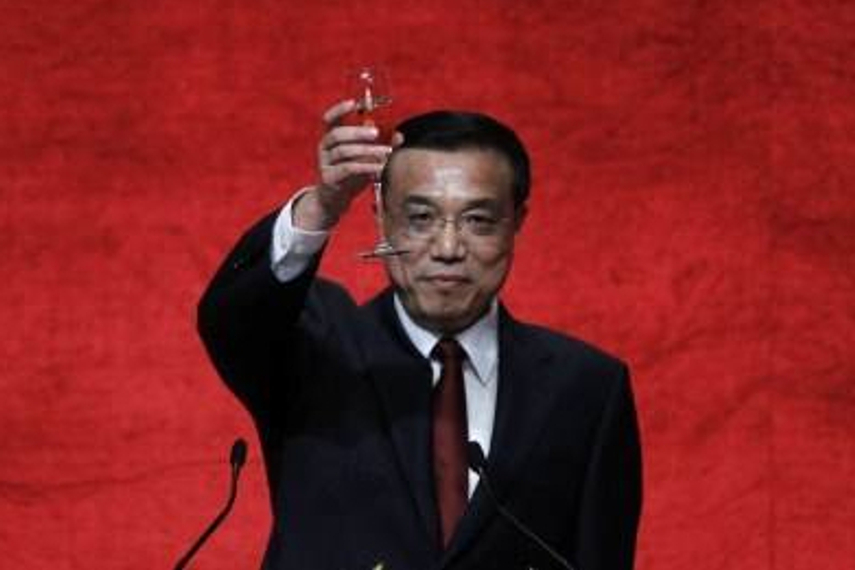 Li Keqiang said that reform of China's financial sector remains a priority