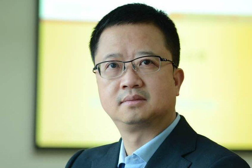 Growth-minded: Liang Xinjun says Fosun is expanding sources to boost insurance assets