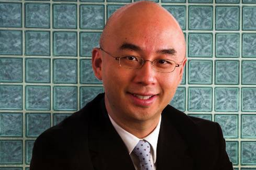 Paul Capital's Asia co-head, Lucien Wu