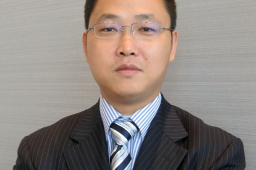 Nathan Lin, managing director of E Fund (Hong Kong)