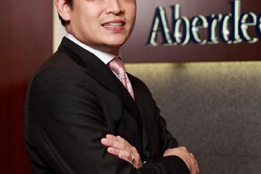 Nicholas Yeo of Aberdeen International