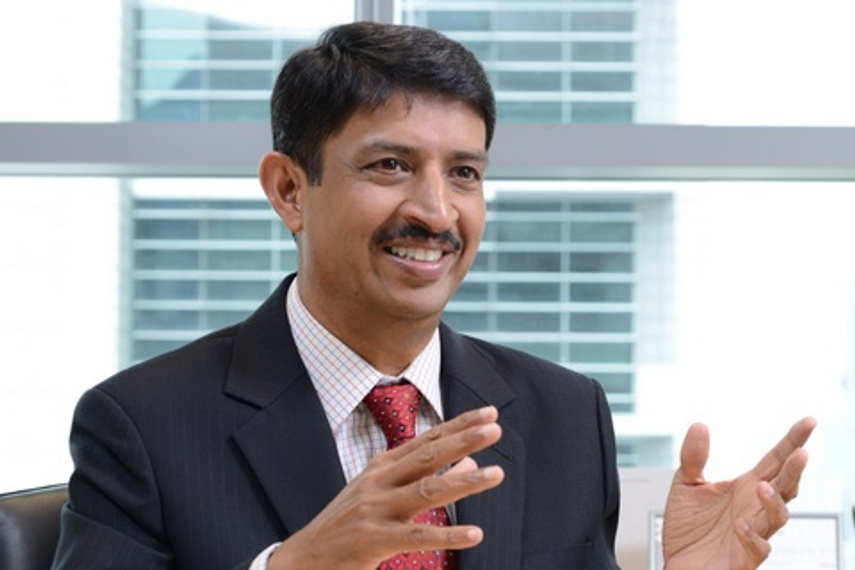 Nishit Majmudar wants to see Singapore become a more mature market like Australia or the UK
