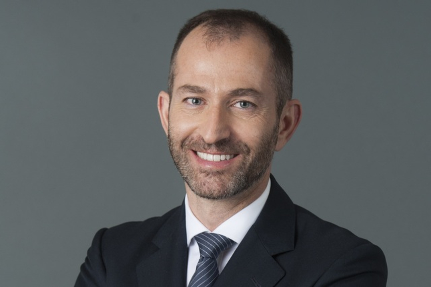 Olivier Szwarcberg says fixed income is Fidelity's fastest growing asset class in Asia