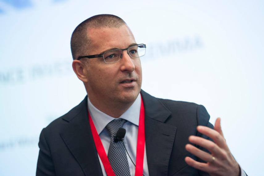 Paul Carrett, group CIO of FWD Insurance