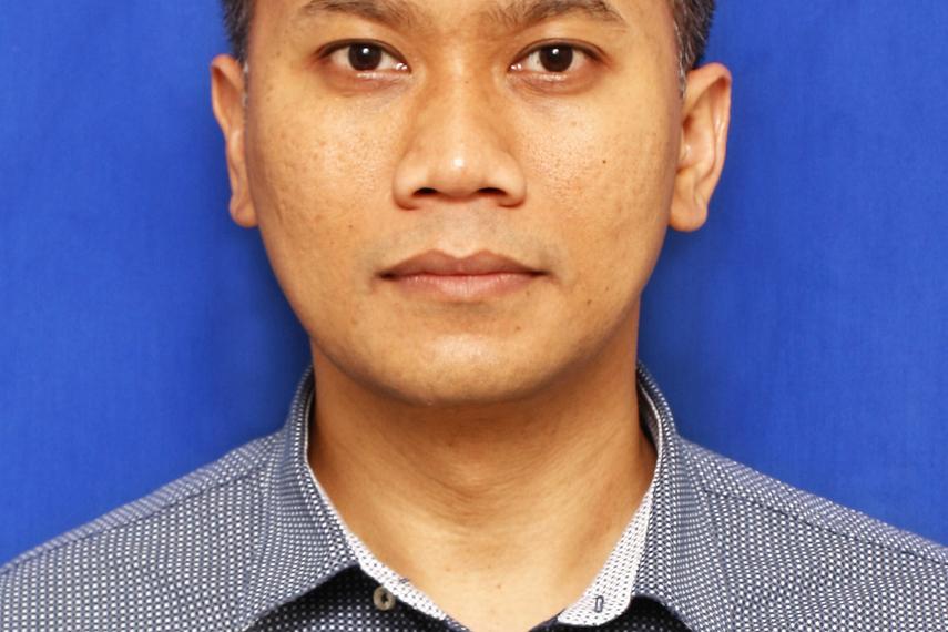 Pramudya Iriawan Buntoro, head of the actuarial division, BPJS Ketenagakerjaan (Indonesia's social security agency)