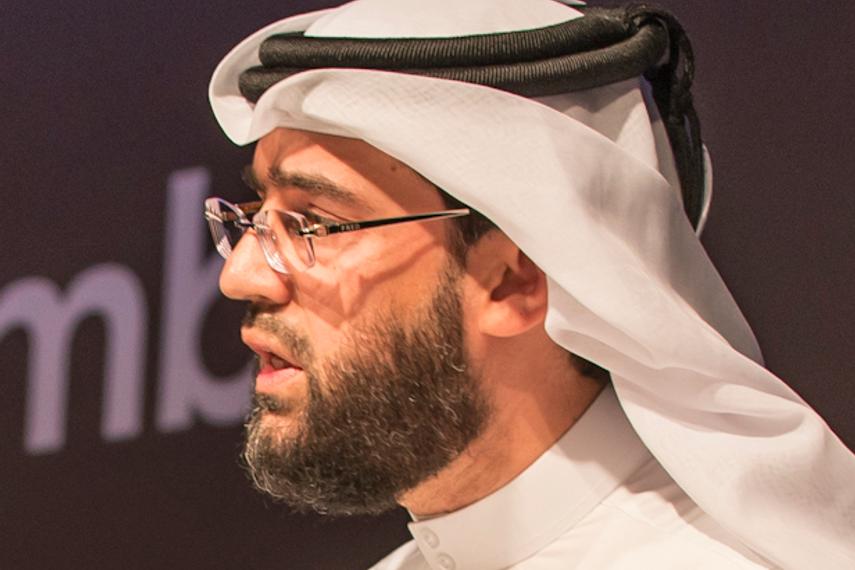 Abdulrahman Ahmad Al-Shaibi, QFC Authority
