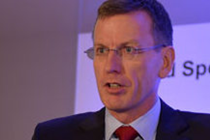 Richard Jerram says a China credit crisis won't have much effect globally