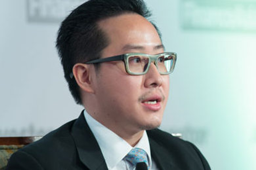 Sean Chang of Baring Asset Management