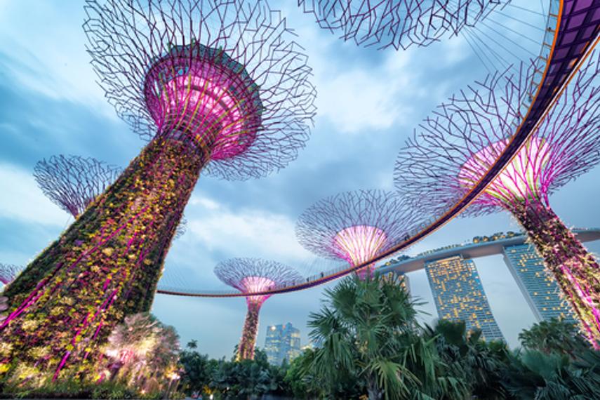 Singapore: VanEck's new Asia location