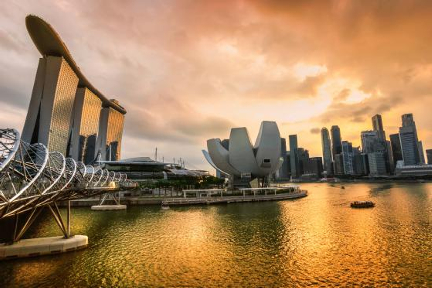 Singapore: attractive for wholesale business, less so for institutional?