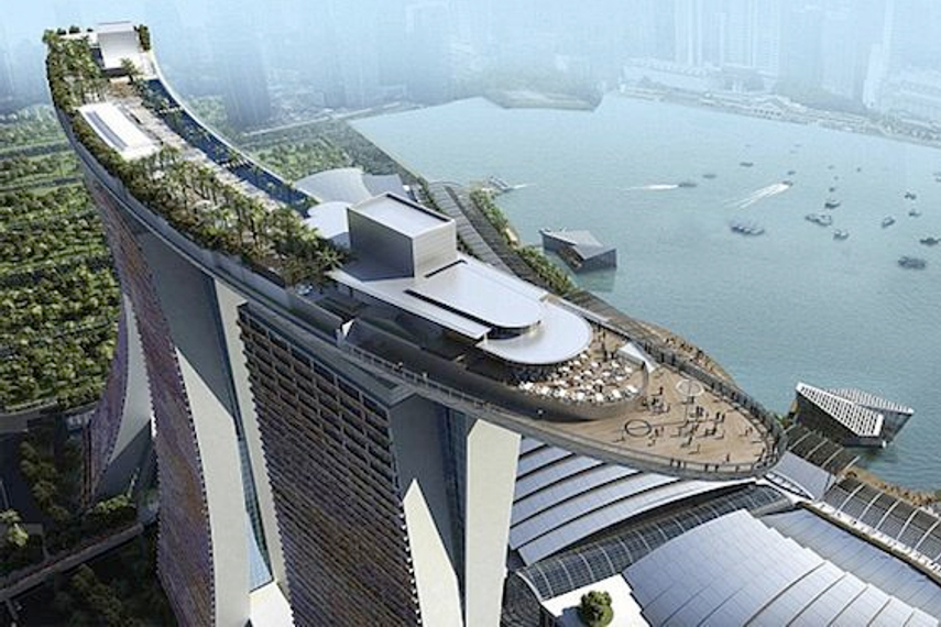 Soaring in Singapore: property and other private-market assets