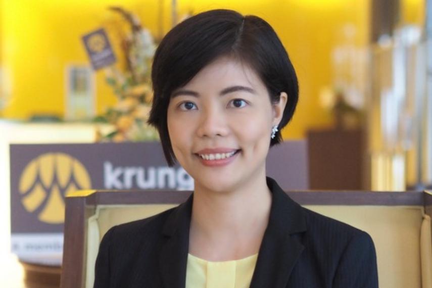 Siriporn Sinacharoen of Krungsri Asset Management