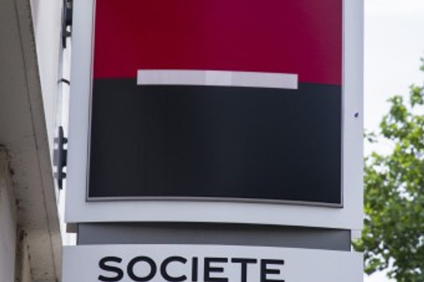 SocGen is reportedly selling its stake in Shanghai-based Fortune SG Fund.
