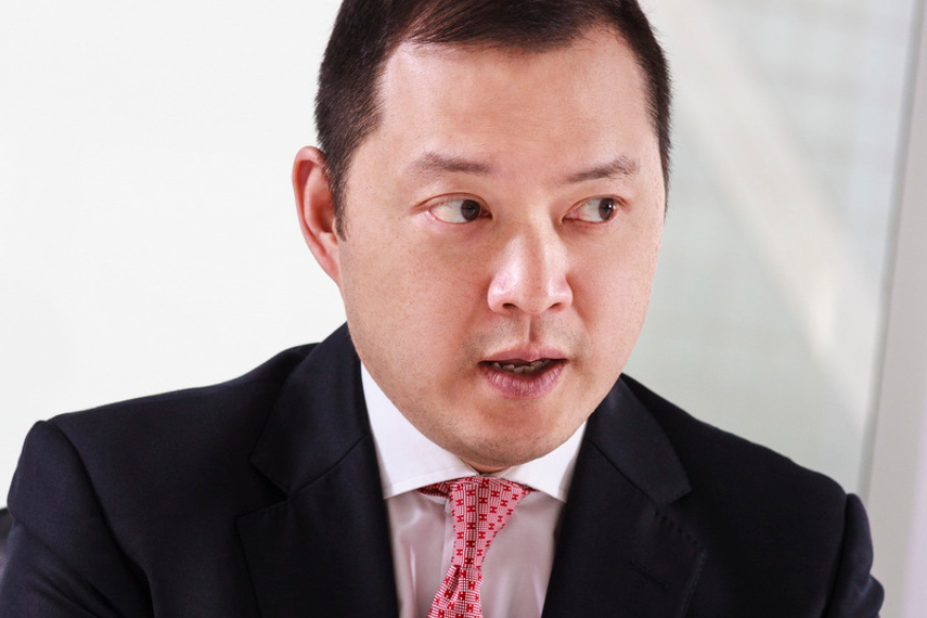 Terry Pan expects mutual fund recognition to drive a pick-up in sales next year