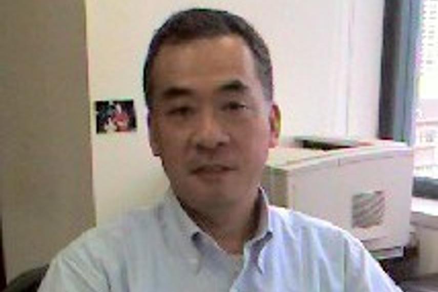 Toshiaki Matsumae is seeing tentative interest in ESG benchmarks