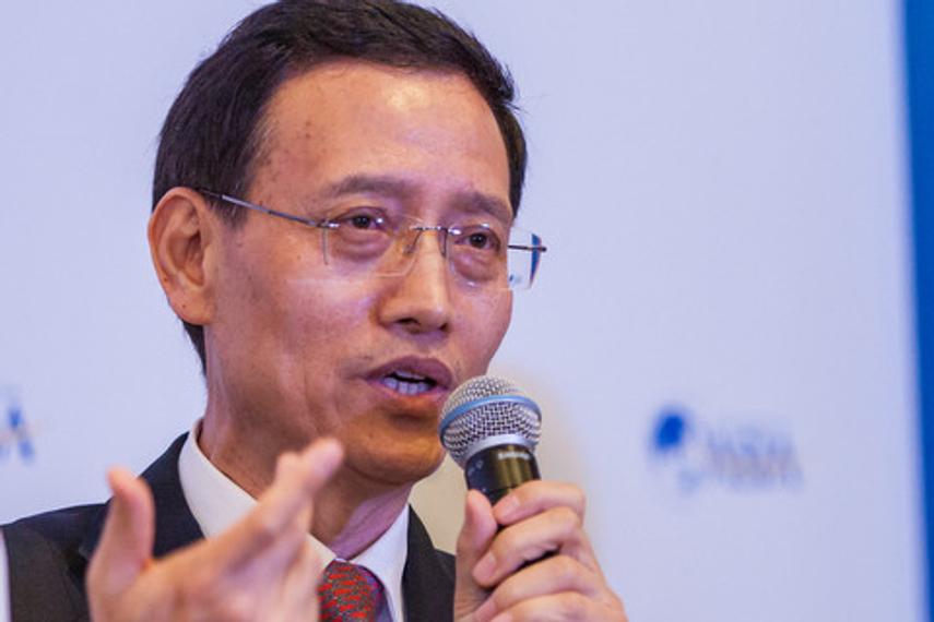Wang Yincheng says many insurers are looking at micro-lending