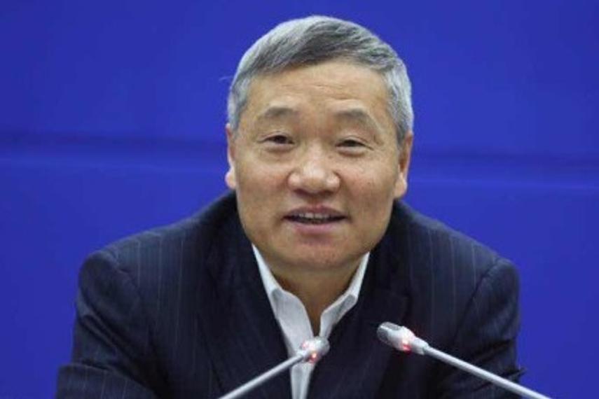 Xiao Gang's term had been scheduled to run till 2018