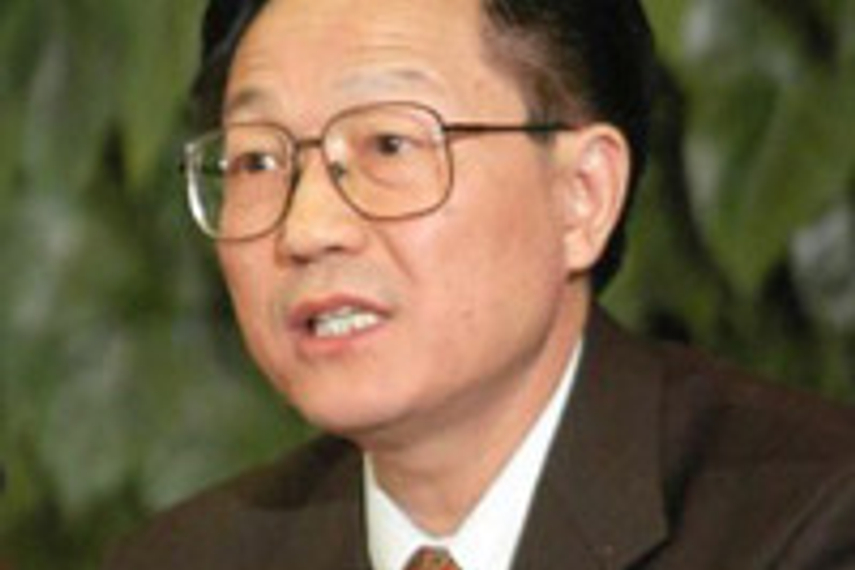 Xie Xuren, the new chairman of China's National Council for Social Security Fund
