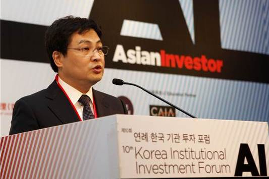 Yang Young-sig, head of global private markets at the National Pension Service