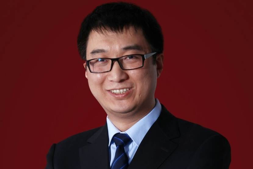 Zhou Huan of ChinaAMC wanted an experienced foreign partner firm