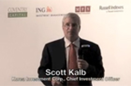 KIC's Kalb: A wave of asset restructuring is coming