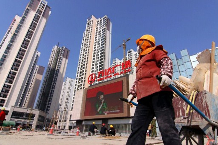 Chinese property is still a new market for institutional investors
