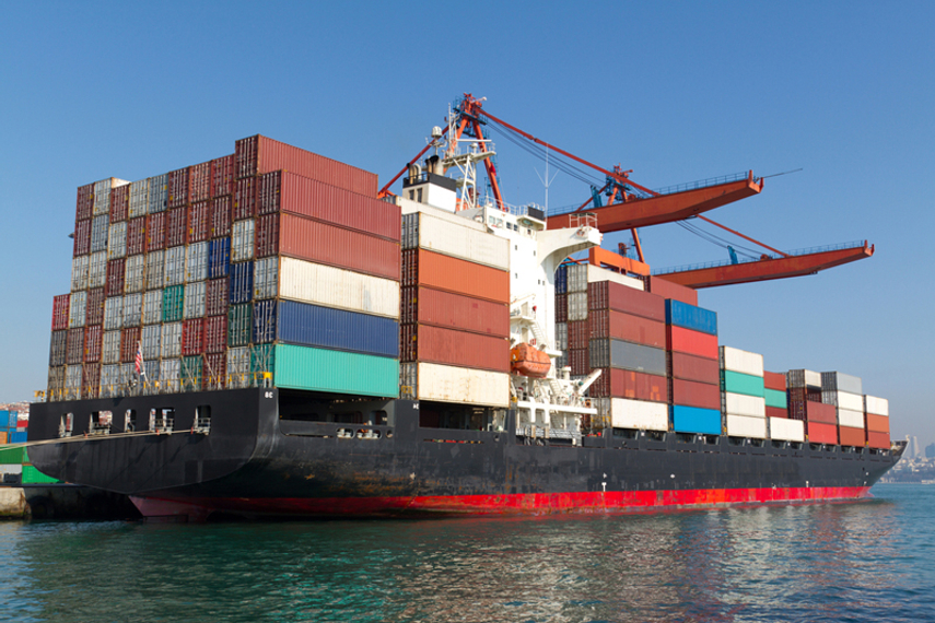 PE is circling the shipping sector as banks tighten lending to the industry