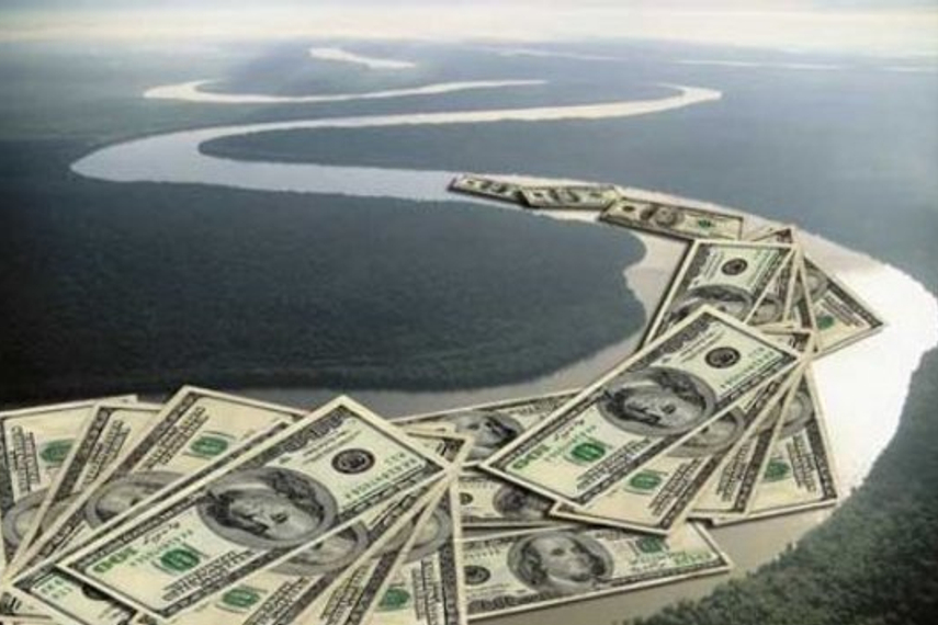 How and where is global investors' money being channeled?