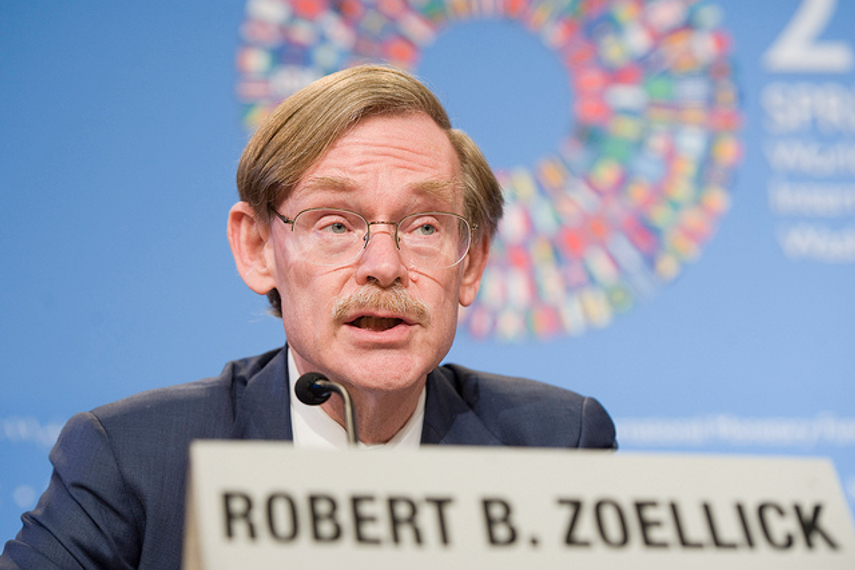 Robert Zoellick joins Temasek's board