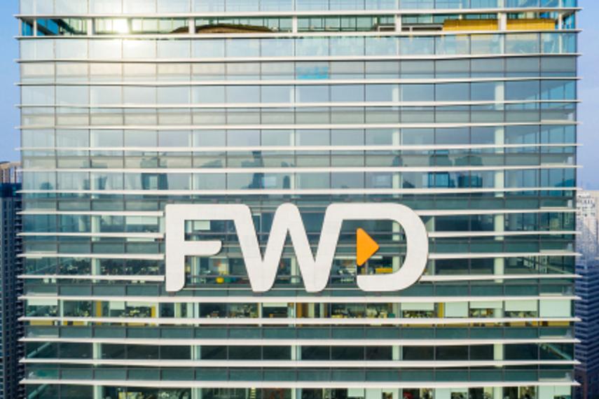 FWD Tower in Jakarta