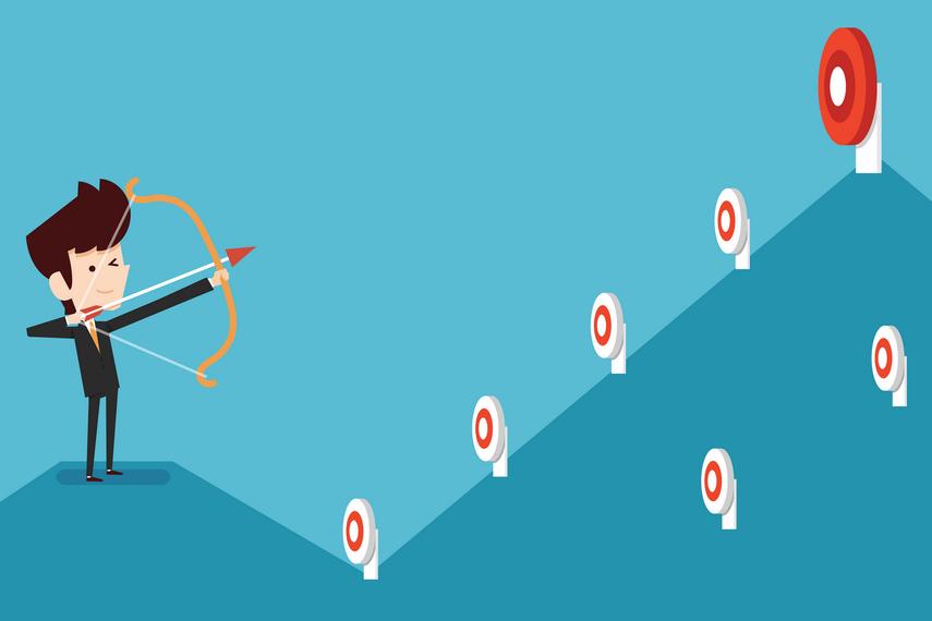 Setting targets too high?