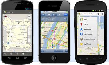 Mudik Tanpa Tersesat Bareng Google Maps