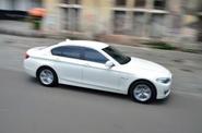 BMW 520d: Anti Solar Bersubsidi