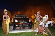 Honda Mobilio: Test Drive di Yogyakarta
