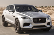 SUV Jaguar Terlihat Jajal Nürburgring