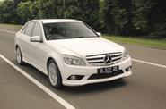 Mercedes-Benz C250 CGI BlueEfficiency