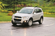 Chevrolet Captiva 2.0L Diesel AT FWD