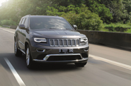 Jeep Grand Cherokee Summit